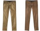 Metal líquido en pantalones
