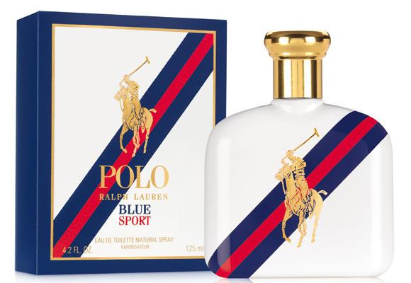 Polo Blue Sport