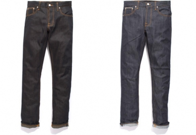 Suave denim de Nudie Jeans
