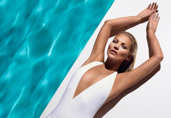 El auto-bronceador de Kate Moss