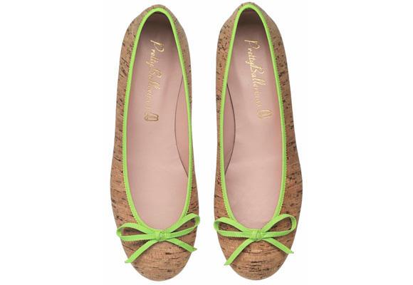 Calzado sostenible de Pretty Ballerinas