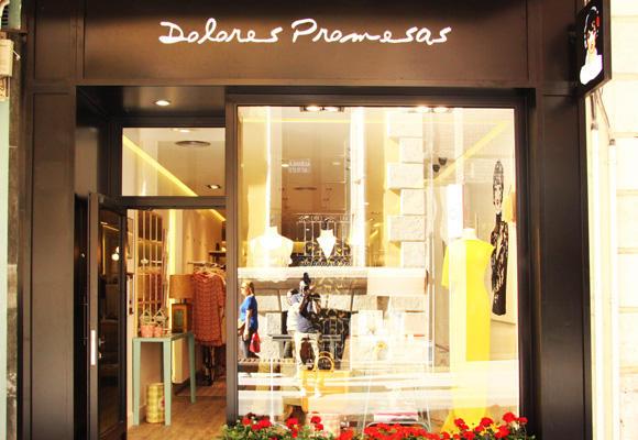 Dolores Promesas en Almería