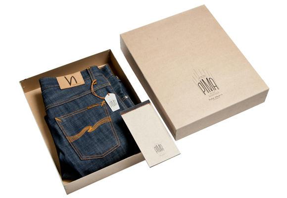 Edición limitada de Nudie Jeans