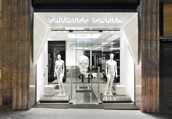 Phillipp Plein en Barcelona