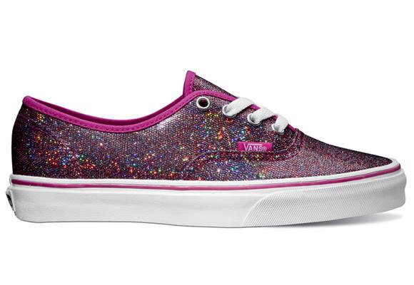 Glitter Vans