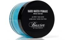 Hard water pomade