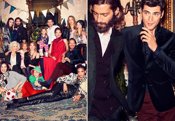 H&M prepara la Navidad
