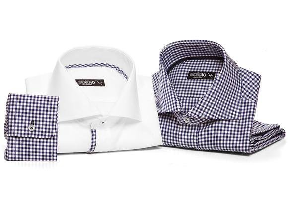 Camisas italianas para el invierno