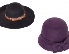 Sombreros y foulards de Lavand