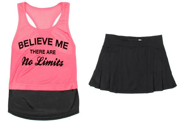 Para chicas deportivas