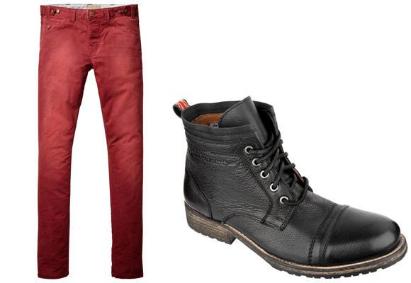 Rock masculino con Pepe Jeans