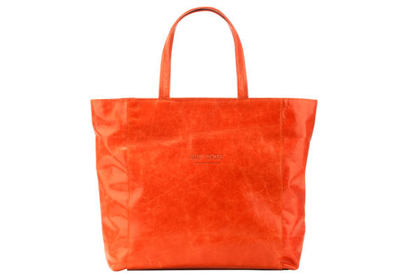 Colourful basic bags