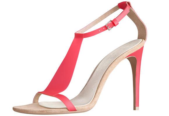 Sandalias de vinilo
