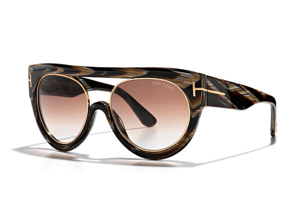 Gafas con estilo Tom Ford