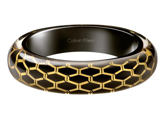 Paneles de abeja de Calvin Klein