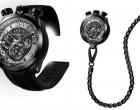 Reloj de pulsera, reloj de bolsillo