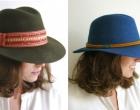 Sombreros invernales