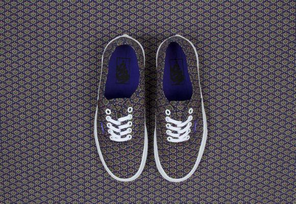 Vans X Liberty Art Fabricss