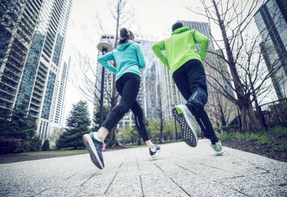 Tecnología Climaheat para correr