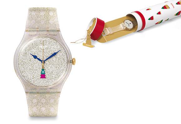 Navidad con Swatch