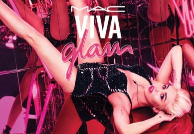 M·A·C Viva Glam con Miley Cirus