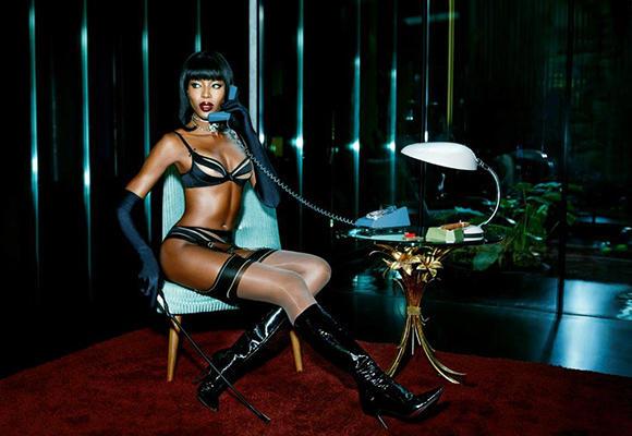 Naomi, la femme fatale