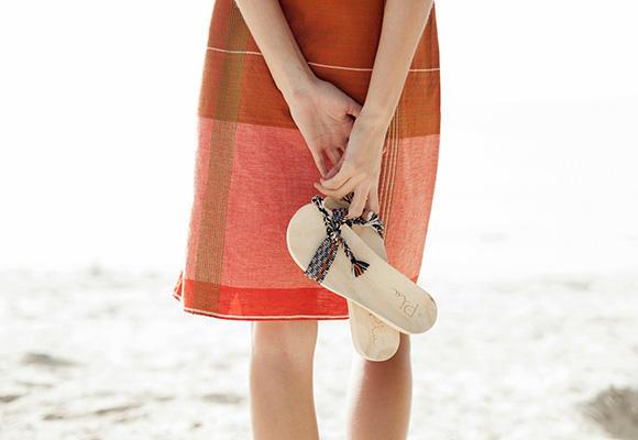 Sandalias mallorquinas artesanales